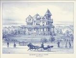 Residence of Hon. H. L. Yesler, Seattle, W.T.