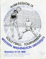 AIAW Region IX Volleyball Tournament